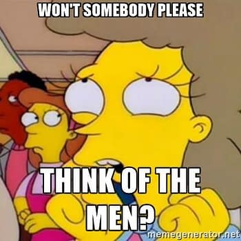 think of the men