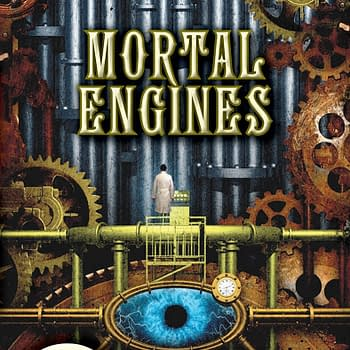 Peter Jackson Reveals Concept Art For Mortal Engines
