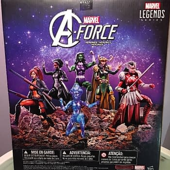 Marvel Legends A-Force Box Set Looks So Good You Wont Want To Open It