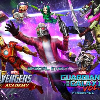 Guardians Of The Galaxy Vol. 2 Comes To Avengers Academy