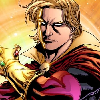 James Gunn Talks Adam Warlock and That Cocoon in Thor: The Dark World
