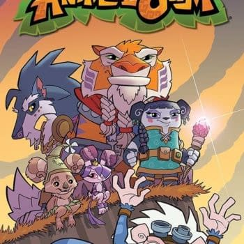 Exclusive Extended Previews – Animal Jam #1 And Vampirella #3