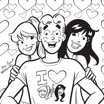 Archie's Coloring Book: How Would Betty Look As A Redhead?