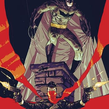 What Fear Lurks In The Heart Of Batman: Batman/The Shadow #1 Review