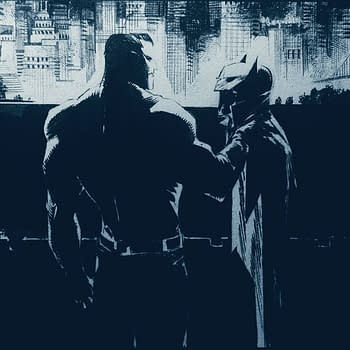 Heres A Sneak Peek At Art From Sean Murphys Batman Otherwise Kept Strictly Under Wraps By DC