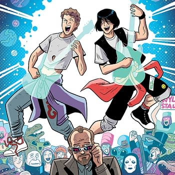 Exclusive Preview Of Bill And Ted Saving The Universe&#8230