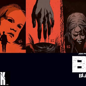 Black Eyed Kids Volume 2 Isnt Scary But It Is Compelling &#8230 Enough (A Late Review)