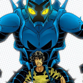 Blue Beetle #9 Review- A Weird Wild Ride And I Am OMAC