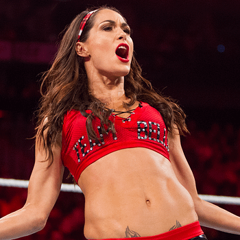 Total Divas Star Brie Bella Had To Have A C-Section Because Her Abs Were Too Tight Says Nikki Bella