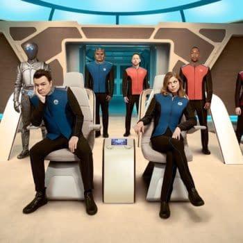 Seth MacFarlane's Star Trek/Galaxy Quest Show The Orville First Trailer Hits
