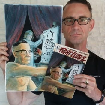Chuck Palahniuk To Auction Fight Club 2 Items To Help Breast Cancer Victim