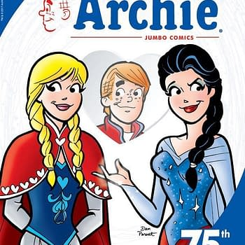Archies 75th Anniversary Digest #10 Review &#8211 Do You Wanna Build A Snowman