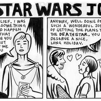 For Those Who Need It A Happy Ending For Rogue One On Star Wars 40th Anniversary