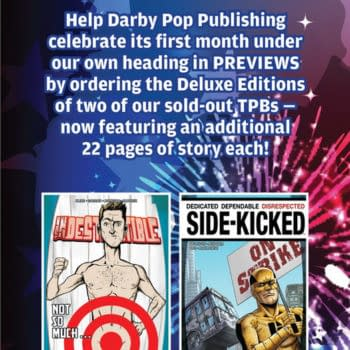 Without Andrew Jackson To Stop Them, Darby Pop Secedes From Comics Union