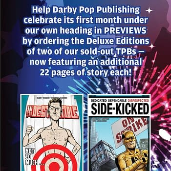 Without Andrew Jackson To Stop Them Darby Pop Secedes From Comics Union