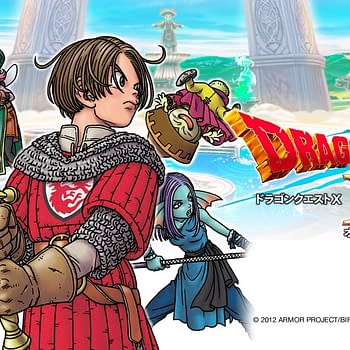 Dragon Quest X Has Release Dates For PS4 And The Switch&#8230 In Japan Anyway