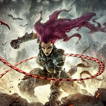 Darksiders 3 Next DLC Will Take People to the Serpent Holes