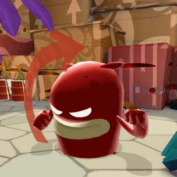 Going Back Almost A Decade To Get Paint Everywhere In 'De Blob'