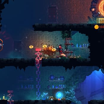 Getting All Metroidvania With Dead Cells In Early Access