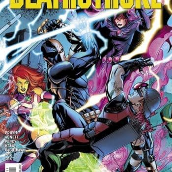 Deathstroke #19 Review – The Fastest Killer Alive Brings A Little Heart To The Table