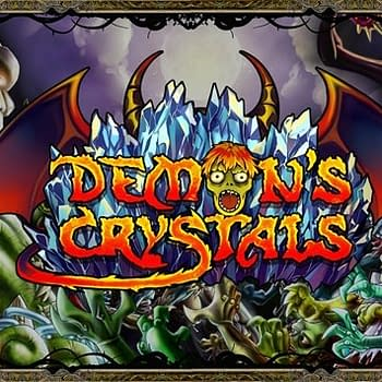 Last Stitch Goodnight &#038 Demons Crystals Among Releases For May 9-15