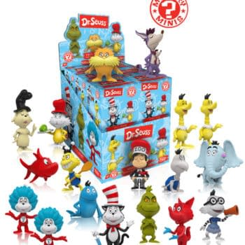 The Most Adorable Funko Mystery Minis Ever…Dr. Seuss Is Coming This Summer