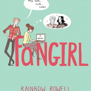 Rainbow Rowell Acclaimed Author Of Fangirl And Eleanor &#038 Park Joins Marvel For TBA Project