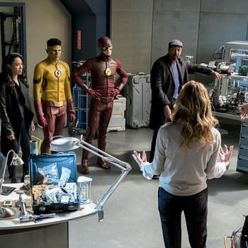 The Flash: Cause And Effect Starts Silly And Ends Strong