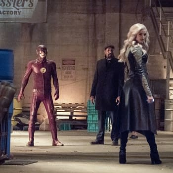 And Soon Well Know Who Savitar Is &#8211 The Flash Live Blog