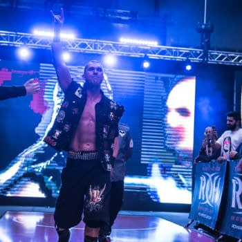 Talking With Frankie Kazarian About Ring Of Honor's War Of The Worlds PPV, Pro Wrestling, Comics, And Heavy Metal