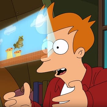 Download The Hypnotoad In The Next Futurama Game Coming To Mobile