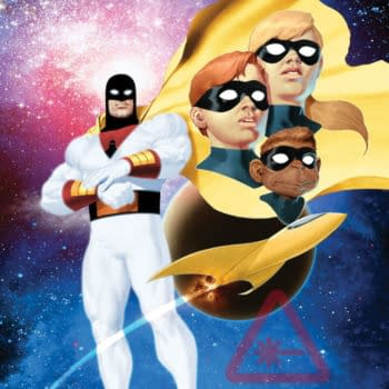 Space Ghost, Herculoids Headline Future Quest Showcase #1 From Jeff Parker And Ariel Olivetti In August