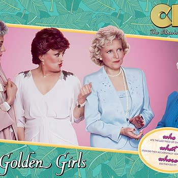 The Greatest Thing Youre Likely To See This Week Is This Upcoming Golden Girls Themed Clue Board Game