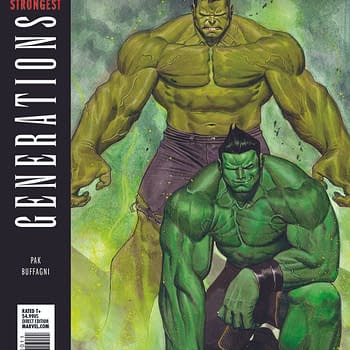 Marvel Reveals All Creative Teams Covers For Generations Getting Press Release Right On Third Try