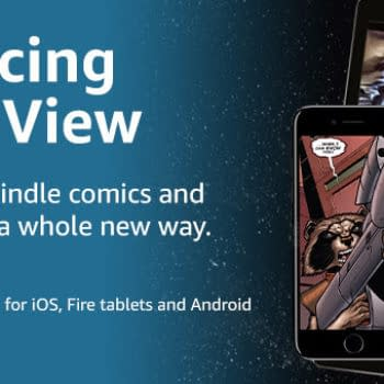 ComiXology's Guided View Experience Magically Appears On Kindle