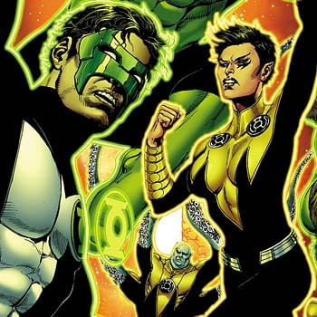 Hal Jordan And The Green Lantern Corps #21 Review &#8211 An Artistic Step Backwards But Predictable Conclusion