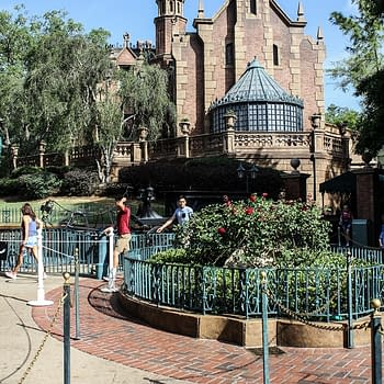 Welcome Foolish Mortals&#8230A Possible Haunted Mansion Restaurant In The Works