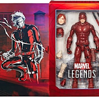 The Ultimate 12 Inch Daredevil Figure Is Coming To SDCC Courtesy Of Hasbro