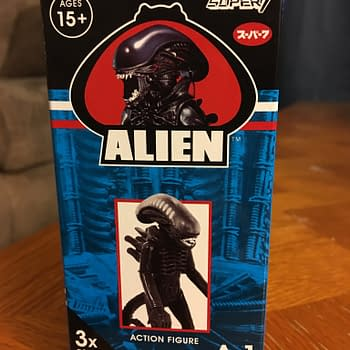 Super7 Gets Blind Boxes Right With Alien Xenomorph ReAction Figures