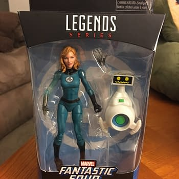 Fantastic Four Is Back In Figure Form From Hasbro With Their New Sue Storm Figure