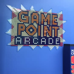 Arcade Chaser: Game Point Arcade Inside Disneys All Star Sports Resort