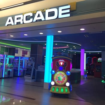 Arcade Chaser: Theres An Arcade Inside Orlando International Airport