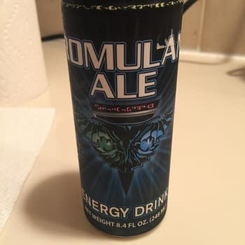 Nerd Food: Romulan Ale Energy Drink For Your Galaxy Adventures