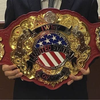 The Pros &#038 Cons Of The New IWGP U.S. Championship