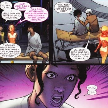 Never Mind The Bollocks, Here Comes Invincible Iron Man #7 (SPOILERS)