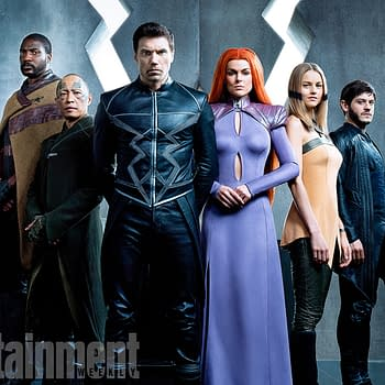 The Kree Language And More Easter Eggs To Appear In Marvels Inhumans