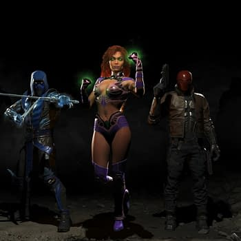 Injustice 2 Fighter Pack Reveal Shows 9 New Characters On The Way