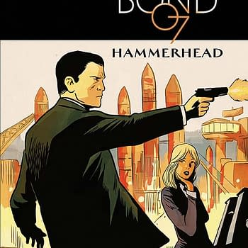 Exclusive First Chapter Of James Bond: Hammerhead