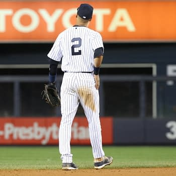 As The Yankees Retire #2 For Derek Jeter They Say Goodbye To Single Digits As Well