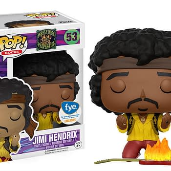 The Voodoo Child Himself Jimi Hendrix Gets A Sweet Looking New Funko Pop